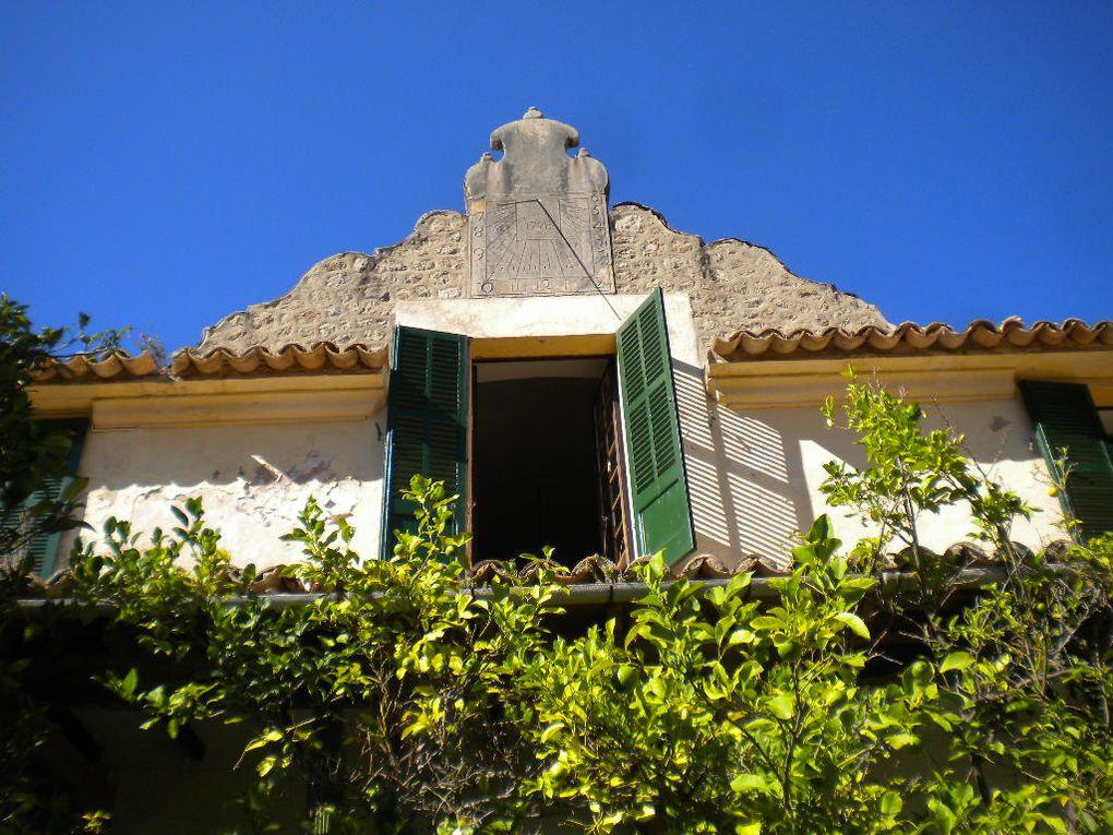 Visite à Valldemossa ,en compagnie de George Sand et Chopin