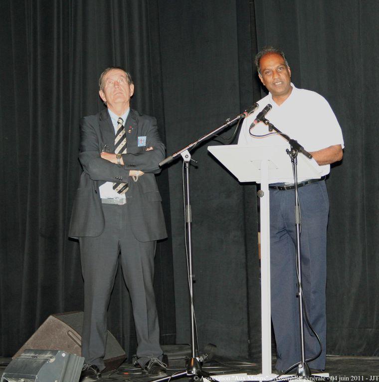 """Samedi 04 juin 2011 l'association """"Aux Marins"""" a tenu son assemblée générale annuelle à l'espace culturel de Keraudy en Plougonvelin (Pays d'Iroise)"""