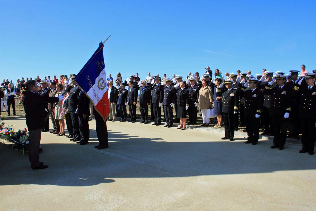 19 août 2013, visite de M. Masaya Fujiwara, ministre de l'Ambassade du Japon en France et d'une délégation de marins japonais.Photographies : Jean-Luc Le Bris et Jean-Jacques Tréguer