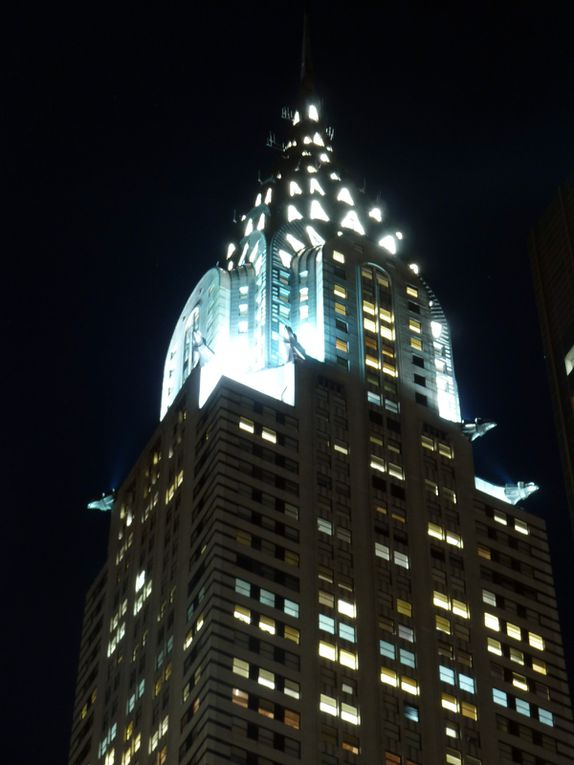 Chrysler Building - Grand Central - Lincoln Center