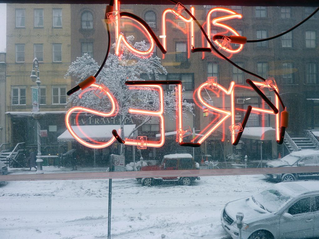 Album - Snow storm