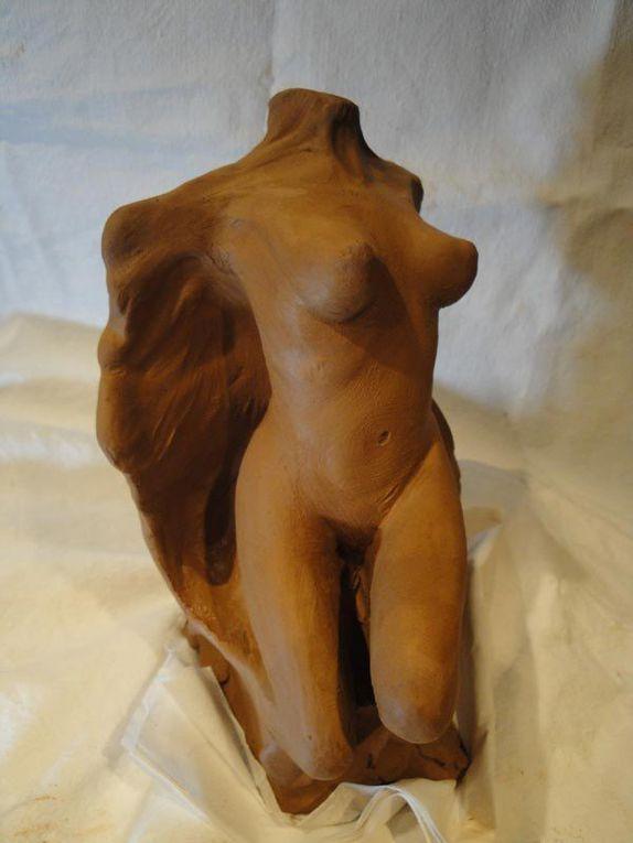 Album - sculpture-argile