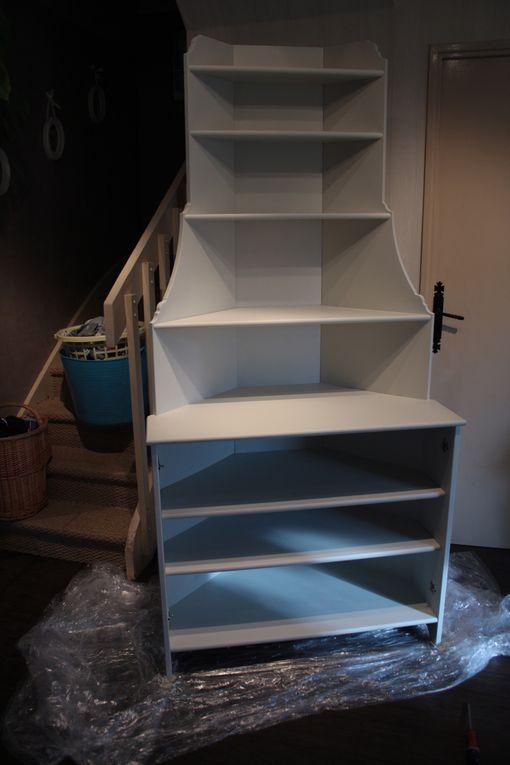 Un meuble de chez Ikea qui n'était plus à mon goût....