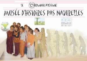 Des affiches des spectacles du Tourniquet.