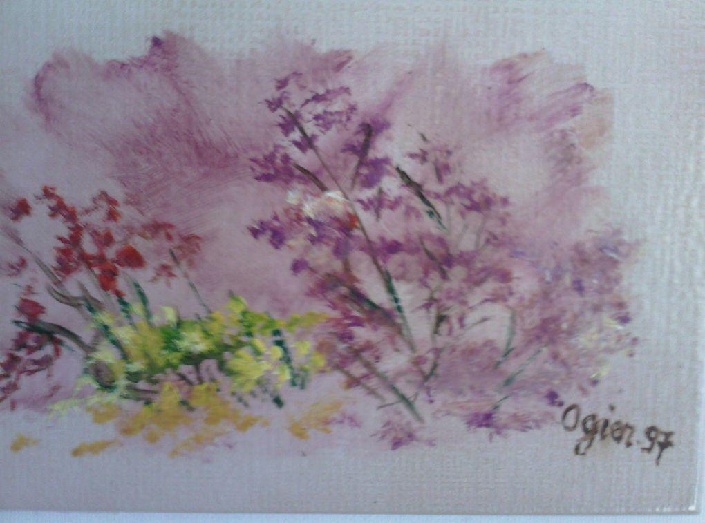 Ma création peinture