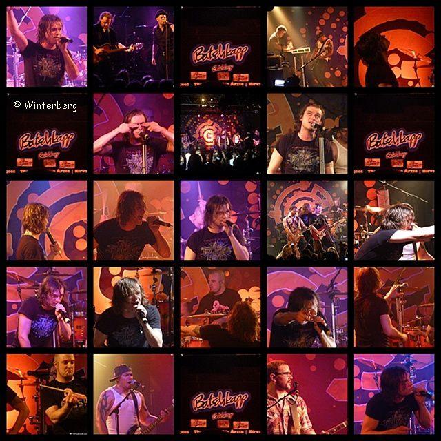 Die Clubtour mit 20 Konzerten in 3 Ländern. Vorgruppe: B - Ebene mit Boris Pillmann und Christian Bader