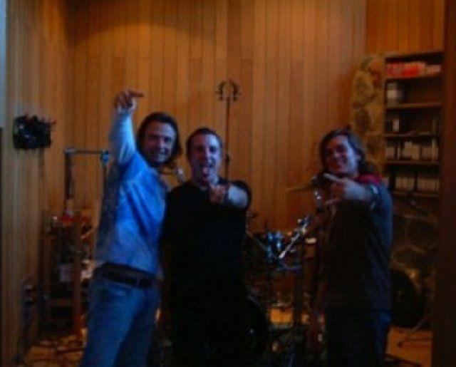 Band von Thomas Godoj vor DSDSThomas Godoj LIVE Blog