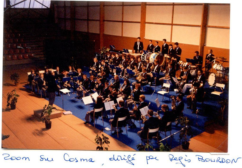 Album - la ville de Noyon (Oise), l'orchestre d'harmonie, ses musiciens