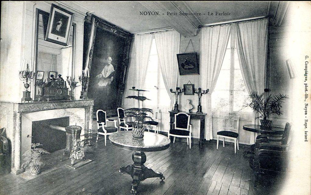 Album - la ville de Noyon (Oise) le Seminaire
