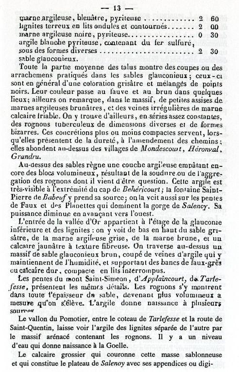 Album - le canton de Noyon (Oise), sa situation vers 1840 (01)