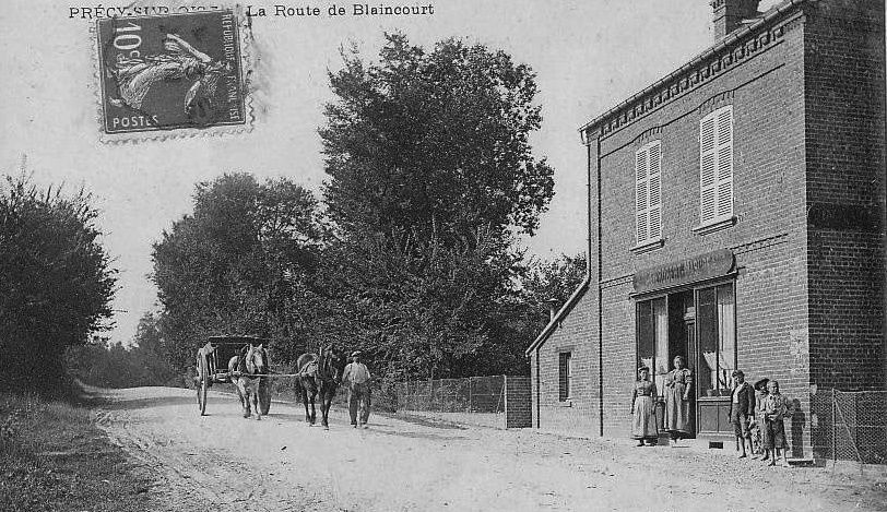 Album - le village de Précy-sur-Oise (Oise)