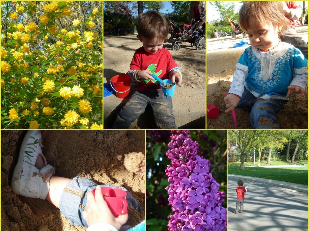 On vous jette en pâture nos petites trombines de printemps!
