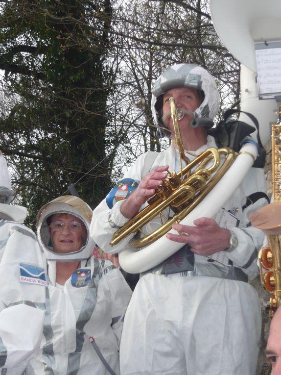 Canraval de Marcoussis 2010, tous en cosmonaute!