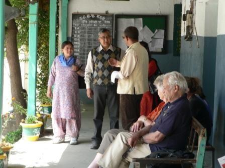 Photos de la journée de sensibilisation organisée à Manali le 11 avril (merci à Tony et Emmanuelle pour ce reportage)