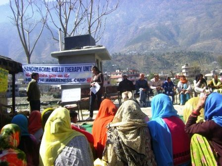 Album - Journee-de-sensibilisation-a-Bhuntar