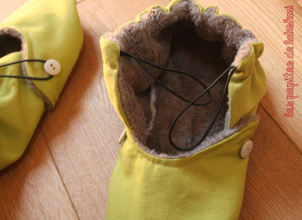 Album - les pépites chaussons