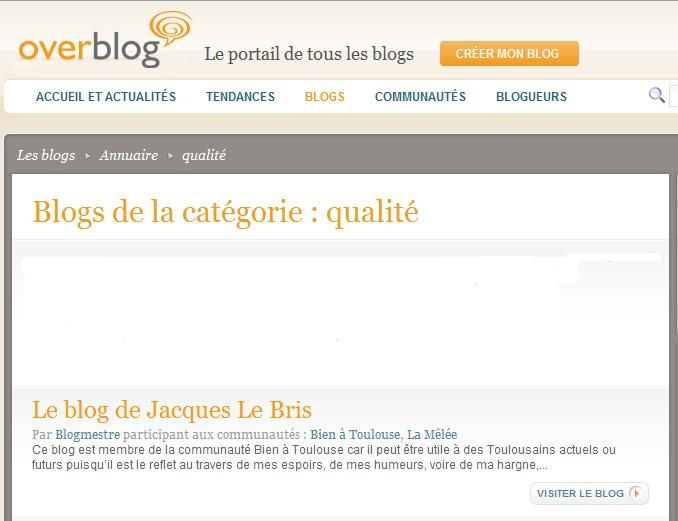 Images illustrant mes articles de 2009
