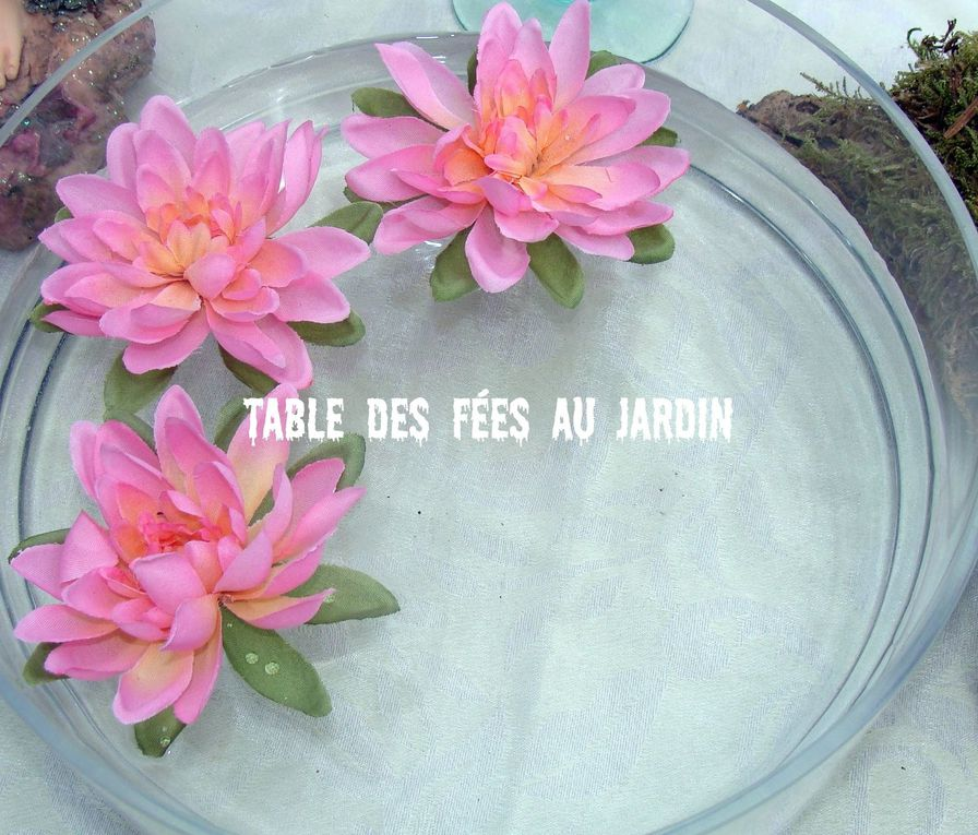 Album - table-feerie