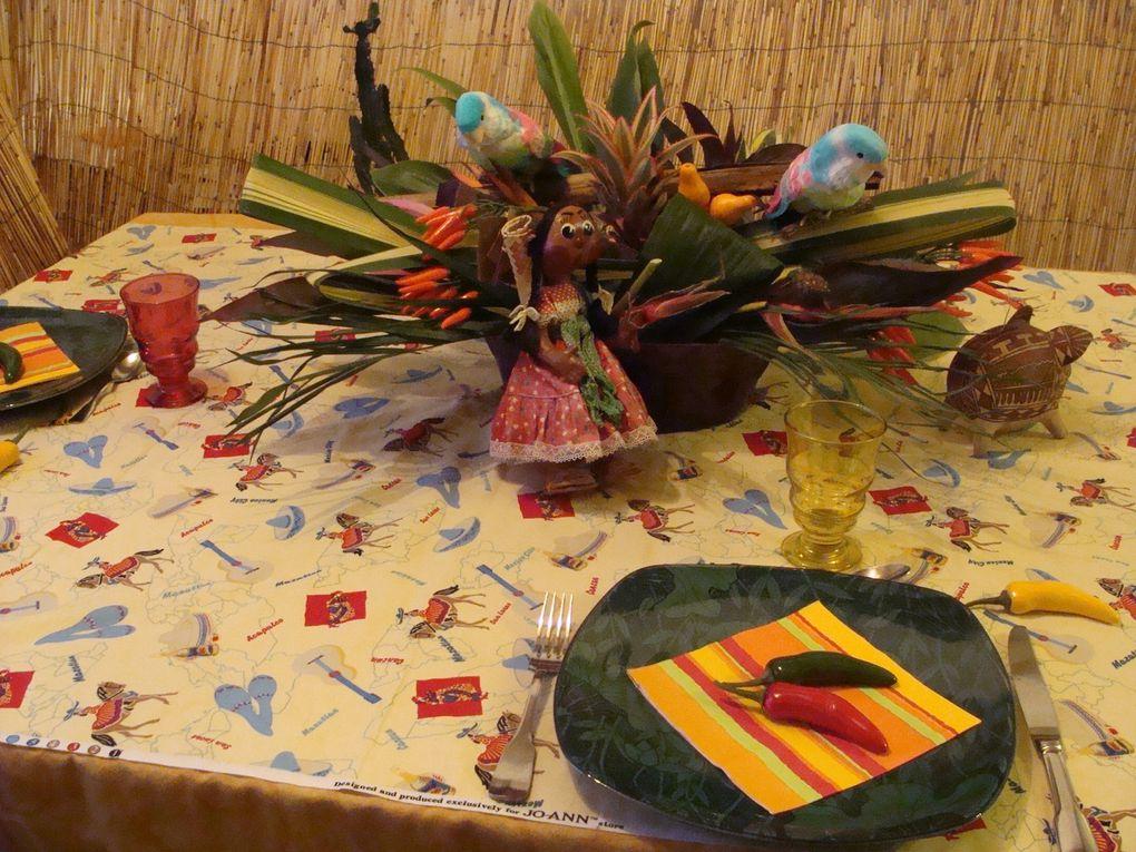 Album - table-mexicaine