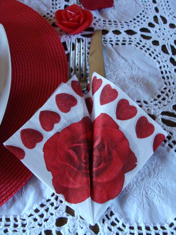 Album - table-saint-valentin