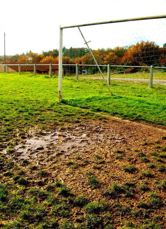 Photos du Stade, janvier 2009, juillet, aout et novembre 2010.