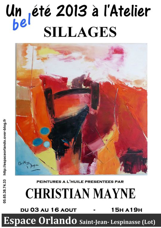 Album 83 - 2013 -Christian-MAYNE