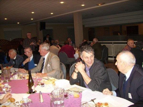 Photos de la première rencontre des anciens de L'ETOURDI le 10 mars 2008.