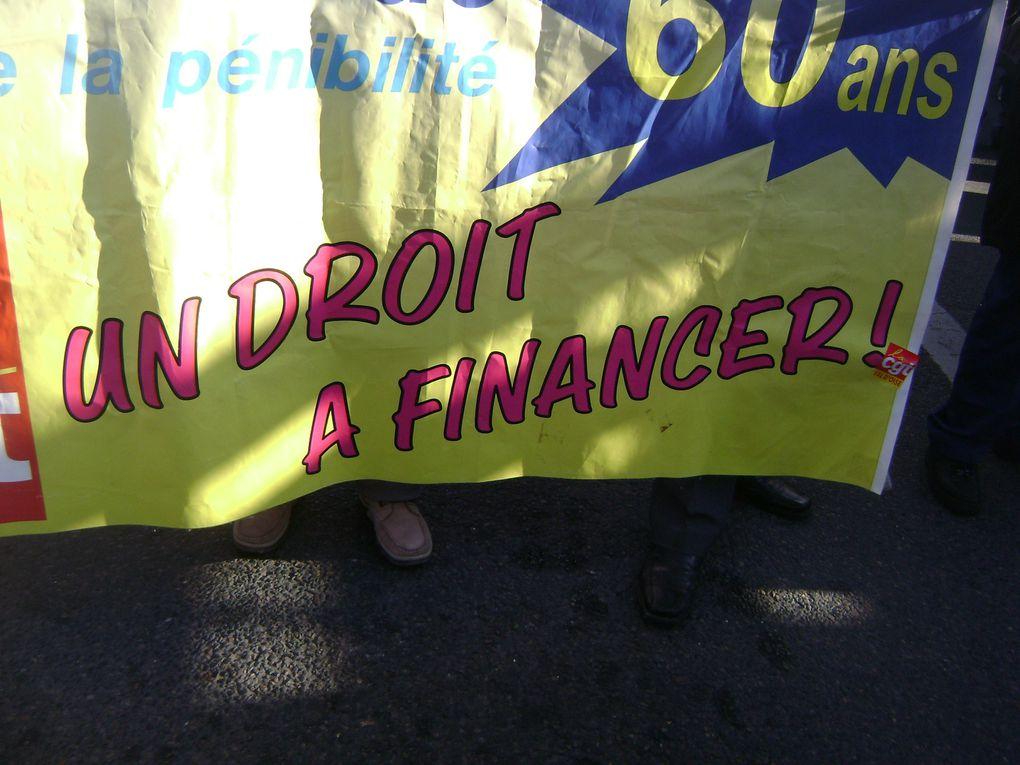Album - Argenteuil: Jeunes - Salariés - Retraités pour une réforme des retraites juste et durable