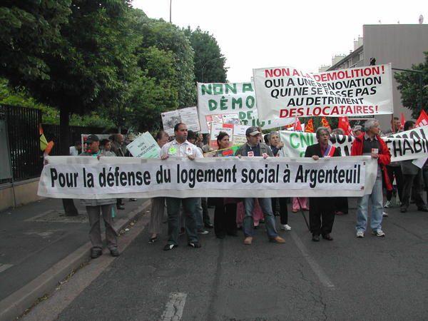 Album - Manif-Argenteuil-pour-la-Defense-du-logement-social