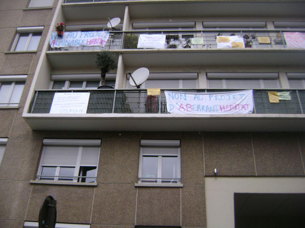 Pour de respect des locataires et de la démocratie !