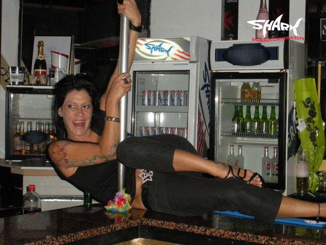 Soirée Shark Energy Drink à la discothèque Le Paradise de Barbentane le 18 juillet 2009