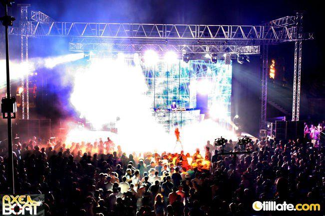 Solarys 2009 festival electro la Grande Motte