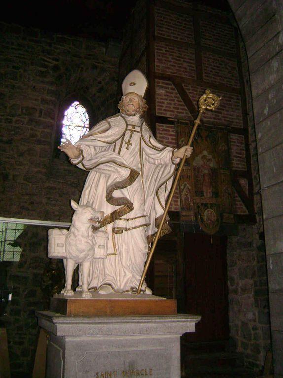 BIENVENUE ! Visite guidée de l'église Saint-Remacle de Liège (Amercoeur)