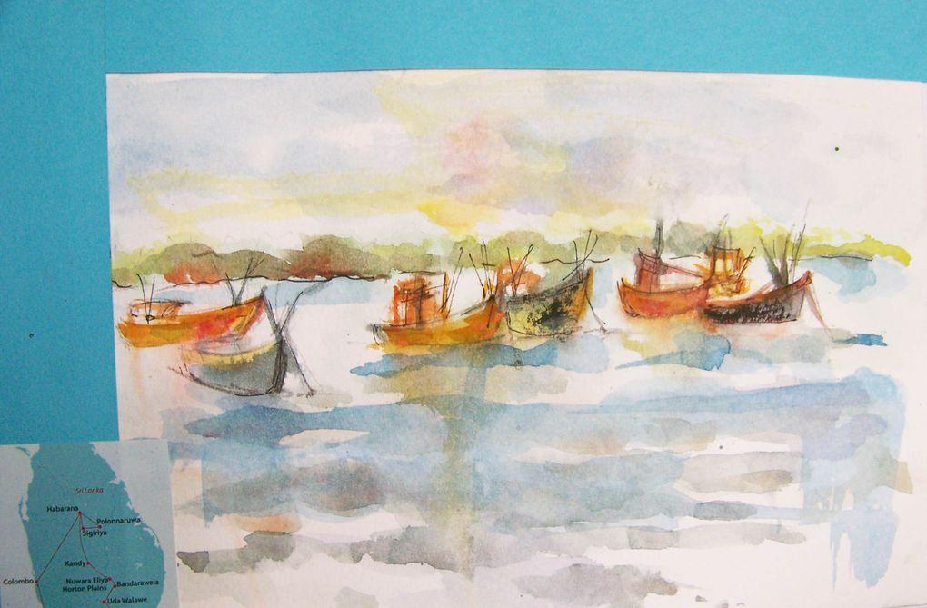 Album - Carnet-de-voyage-SRI-LANKA
