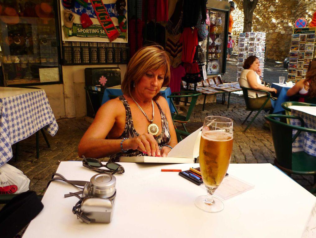 mon carnet de voyage à Lisbonne du 27/8 au 3/9/2010