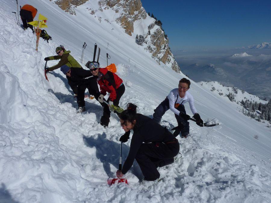 Fait vrier les skis!!!