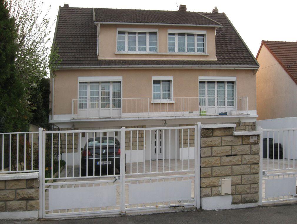 Rue Lucien LamartArnouvilleArnouvilloise