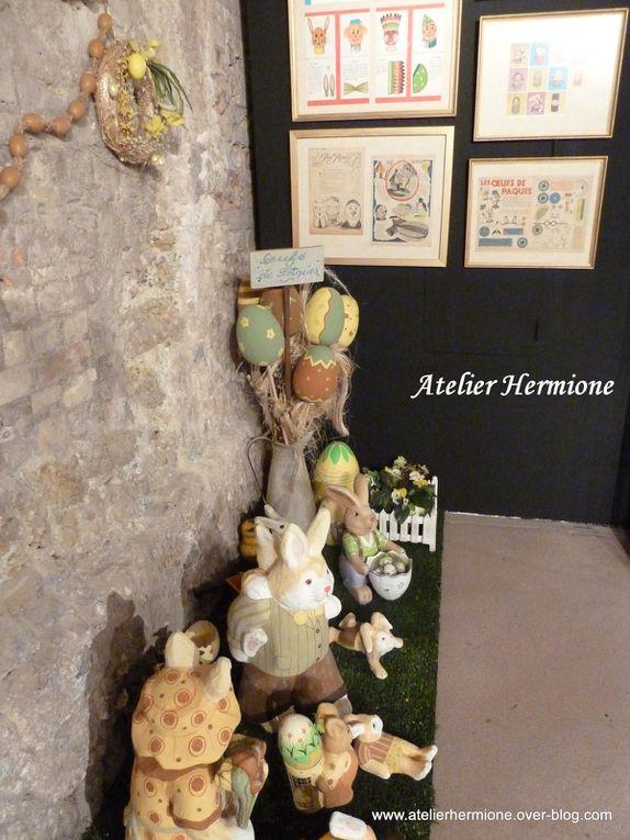 Exposition Maison artisanat d'art Marseille Printemps 2011.Collection Hélène Toulbot