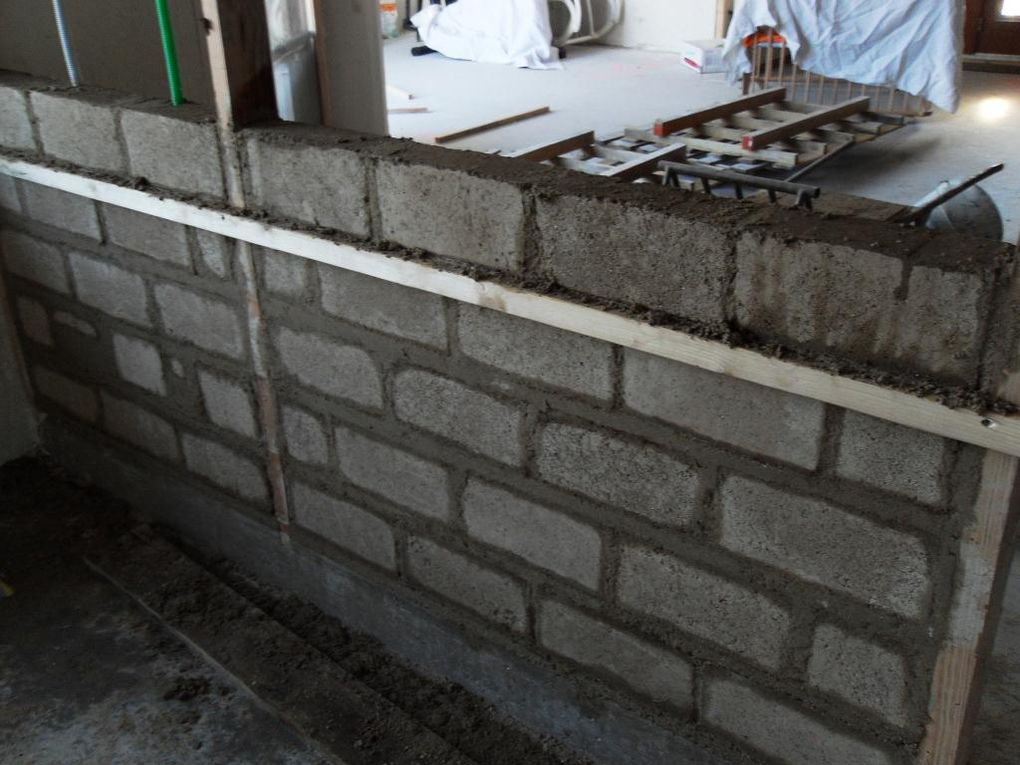 Brique de terre compressé