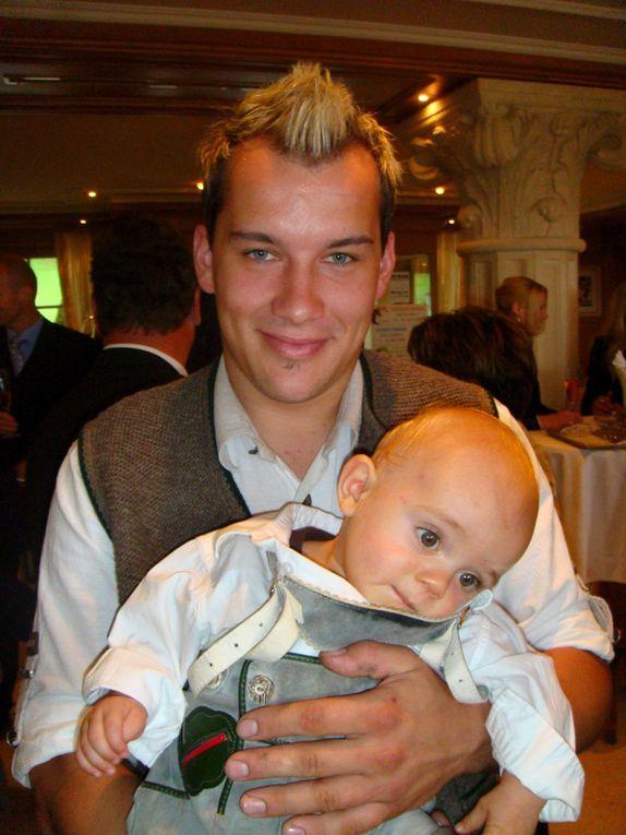 Mama's Cousine hat am Samstag 29.08.2009 in Hall geheiratet