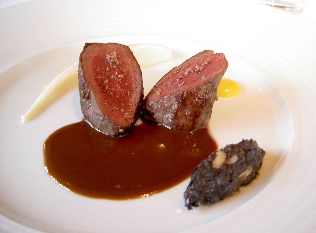 Déjeuner chez Klein à L' Arnsbourg 3 étoiles Michelin,  en Moselle