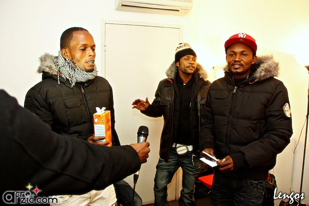 près de 150 photos du dernier concert de Fally Ipupa au Zénith de Paris le 2 janvier 2010Olivia, Mokobé, Fally Ipupa...Photos de Lengos
