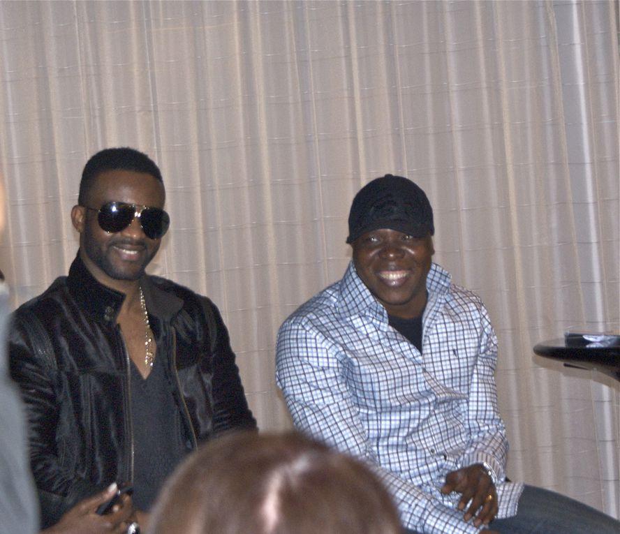 Album - NUIT-AFRICAINE-AU-STADE-DE-FRANCE--Conference-de-presse