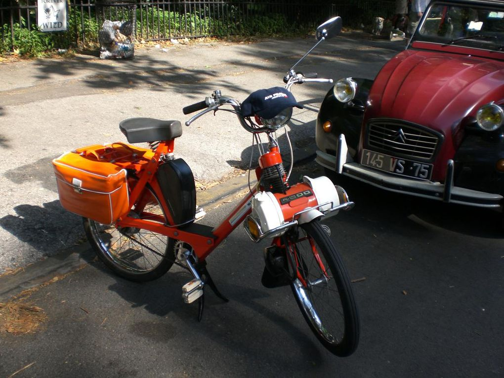 Orange 1975 4600 V2 The Horse