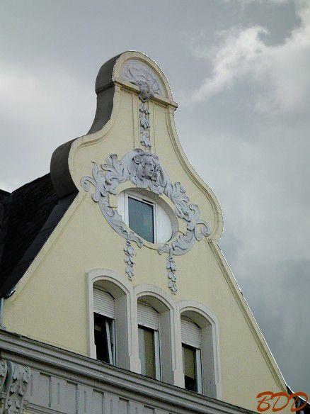 Thionville ses façades portes et points de vue