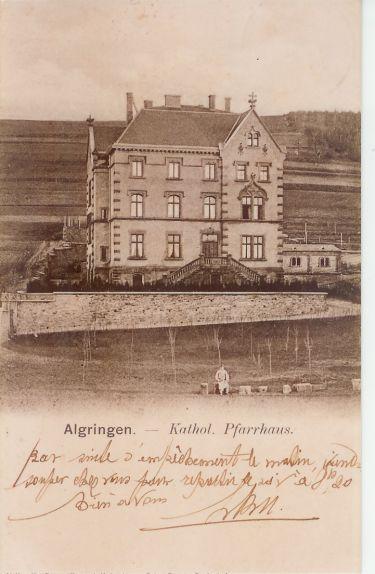 Algrage photo ancienne