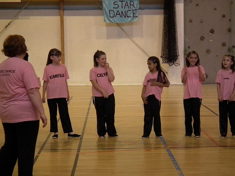 Algrange gala music dance 2011