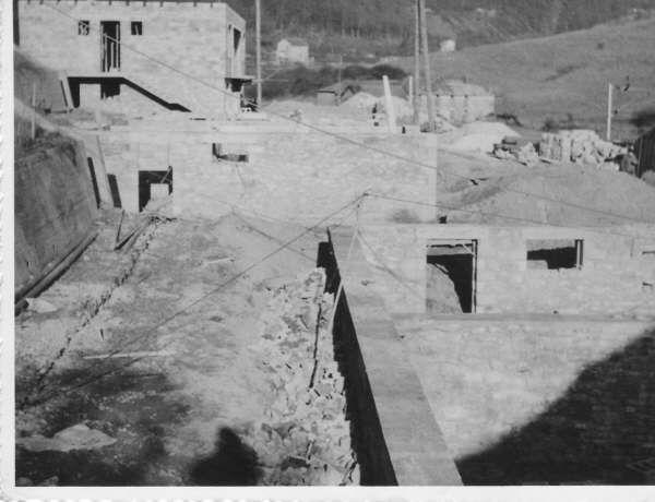 algrange construction de la rue des castors