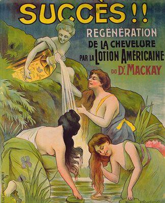 vieilles affiches publicitaireset de réclames