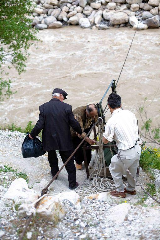 Voyage réalisé dans l'est de la Turquie en Mai 2007
